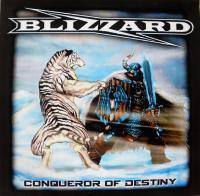 BLIZZARD/CONQUEROR OF DESTINY
