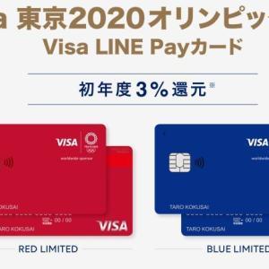 「セコロジー」税金納付3%還元 Visa LINE Payクレジットカードをもうしこみ時の注意