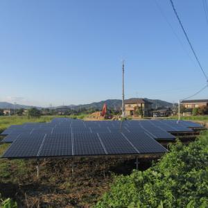 3号機5月分発電実績 山口県熊毛郡 110.0%