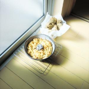 冷蔵庫の食材を食べきり中。