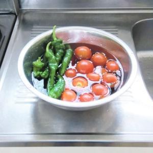 毎日の料理は、長嶋茂雄さんと同じで、反射神経で作る。