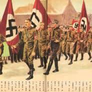 講談社の絵本「ヒットラー」とナチの好印象残存問題