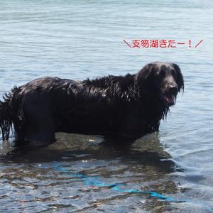 支笏湖はじめ!