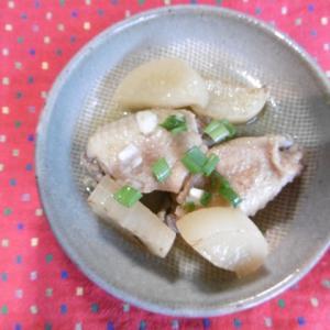 だしまろ酢を使って〜鶏と大根の煮物