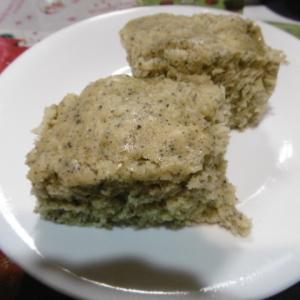 黒大豆きなこと黒砂糖入りの蒸しパン