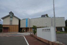 上越市立博物館と高田城