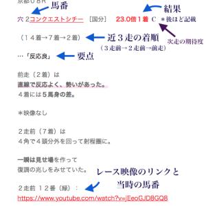 【馬券師メモ】11月16日(土曜)[平場] 福島・東京・京都 中央競馬予想
