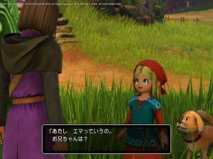 Switch版ドラクエ11sプレイ日記6回目『幻の故郷』