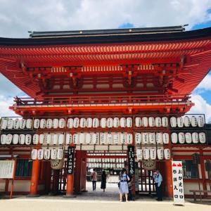 世界遺産・下鴨神社の御手洗祭へ☆