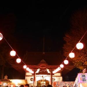 御殿場の夜祭、令和初の高尾祭に行ってきました!