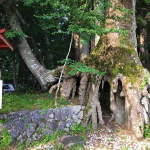 富士山東口本宮・冨士浅間神社(静岡県駿東郡小山町須走)