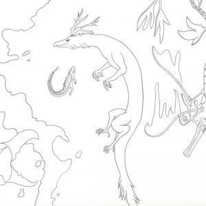 勇気のボタン〜永久のサクラ〜のイラスト(1)