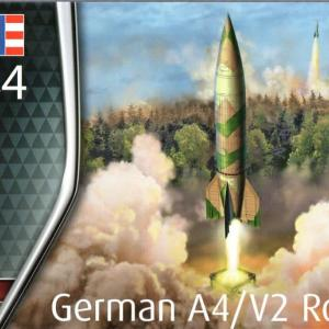 ドイツ V2ロケット製作開始