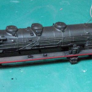 ドイツ蒸気機関車 BR41製作記 その3