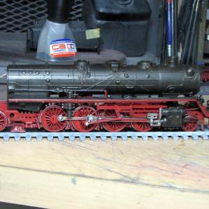 ドイツ蒸気機関車 BR41製作記 その4