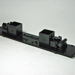 アオシマ1/50 EF18 製作記 その14