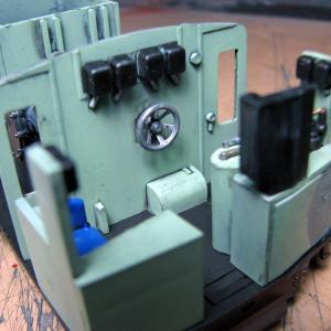 アオシマ1/50 EF18 製作記 その18