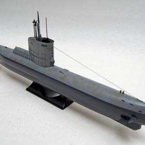 レベル1/144 Uボート タイプXXⅢ 完成写真