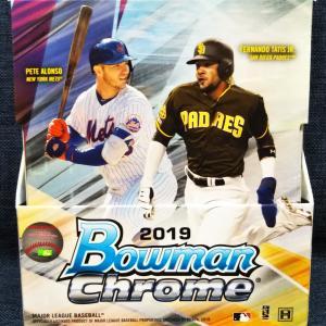 人生初!MLBトレーディングカードを購入!