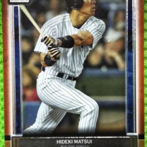 MLBトレーディングカード『MUSEUM COLLECTION』
