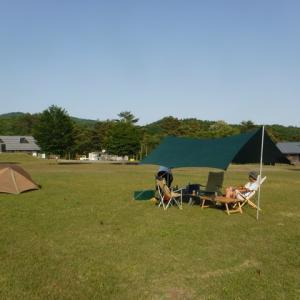 自粛明けキャンプ