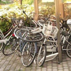 都内の駅前放置自転車台数ランキング推移
