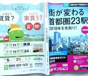 SUUMO「不動産会社ガイド」ページ数ランキング