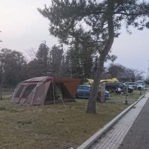 2017年のバースデイキャンプ(休暇村越前三国)