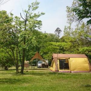 2018年GW・通算100泊目のキャンプ