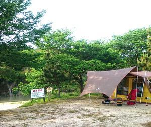 GWのキャンプ(OKオートキャンプ場)