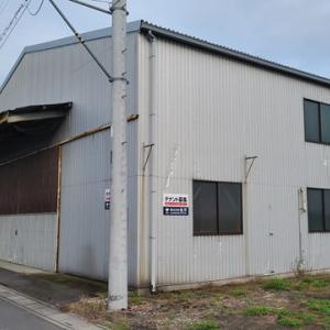 埼玉県加須市麦倉 274-1 平屋建て倉庫 240坪