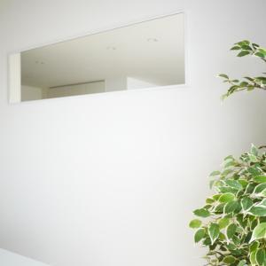 壁に鏡を取り付ける方法