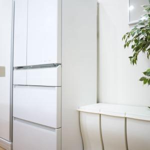 女性一人で簡単にできる!冷蔵庫の動かし方