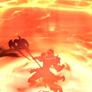 【FF14】猛りとホーリー