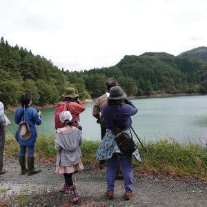 10月野鳥観察会