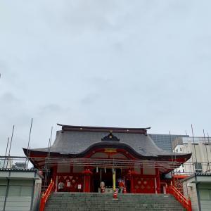新宿歌舞伎町にあるパワースポット