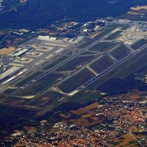 ミラノ空港の風景(その6)