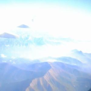 機上からのイタリアアルプス(その3)