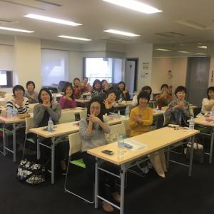 2019年11月の東京での『UE講座』も終えました♪