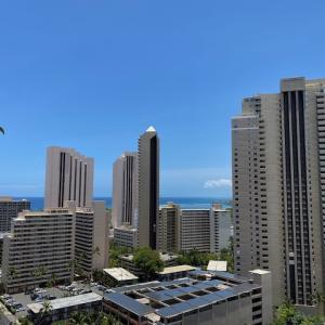 日本からハワイに戻りました〜