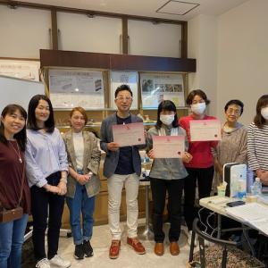 名古屋で『UEプラクティショナー講座』開催させて頂きました♬
