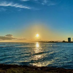 山羊座の満月・ハワイ→無料UE遠隔ヒーリング