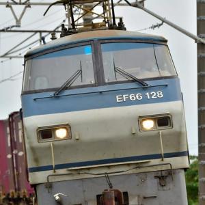 東北本線 EF66-128!!