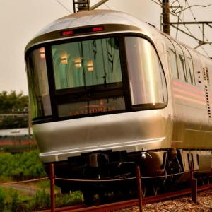 テール狙い!!EF81-95 カシオペア回送列車。