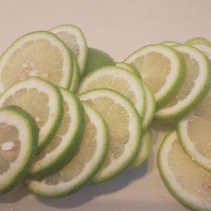 レモン酢…テキサスバーベキュー