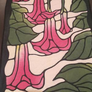 ステンドグラス&レモンの木