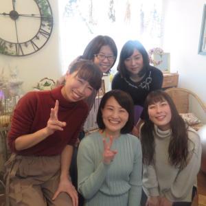 【新年イベント】ステキな女子たちとの出会いに感謝♡