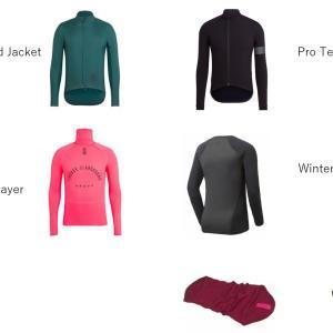 冬用ウェア新時代 Raphaの新ジャケット&インナーがスゴイ