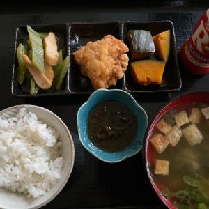 12/10  急に暖かい、そして玄米が食べたい朝