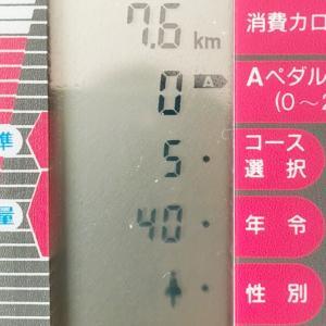 漕いだ日限定自転車日記 11/30  こんな時には無理しない
